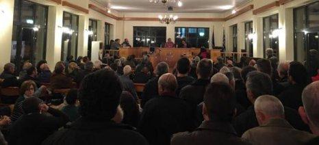 """""""Ναι"""" είπε η γενική συνέλευση του Α.Σ. Γαργαλιάνων στην τροποποιημένη πρόταση εξαγοράς του Αμερικανού"""