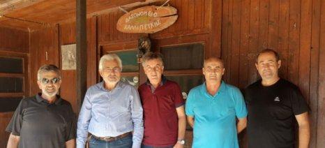 Εγκρίθηκαν συμπληρωματικές πιστώσεις για τη διάθεση καυσόξυλων σε ορεινούς οικισμούς