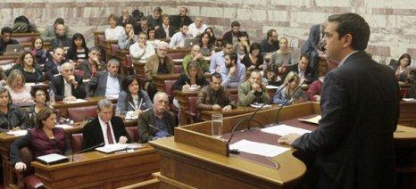 ΣΥΡΙΖΑ: Μόνο με τη ΝΔ δεν θα συνεργαστούμε