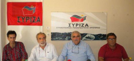 ΣΥΡΙΖΑ Θεσσαλίας: Δεδομένο ότι θα ενταχθεί στο πρόγραμμα τουλάχιστον το 40% των επιλαχόντων Νέων Αγροτών