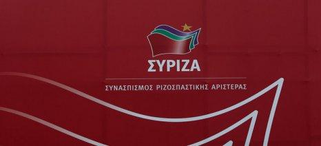 Έκτακτα μέτρα στήριξης γεωργών, κτηνοτρόφων και αλιέων ζητούν 50 βουλευτές του ΣΥΡΙΖΑ