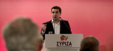 """Στους """"απογοητευμένους"""" αριστερούς στρέφεται ο Τσίπρας"""