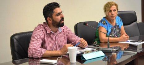 Σύσκεψη στην Πέλλα για τους νέους αγρότες και τα ροδάκινα