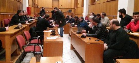 Όλα τα ενδεχόμενα ανοιχτά για τις κινητοποιήσεις των αγροτών της Κεντρικής Μακεδονίας