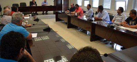 Σύσκεψη στην Έδεσσα για τις αποζημιώσεις από παγετό στους παραγωγούς Ημαθίας και Πέλλας