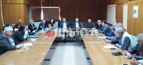 Λύση στο οικονομικό αδιέξοδο των ΤΟΕΒ Ηλείας αναζητήθηκε σε νέα σύσκεψη στον Πύργο