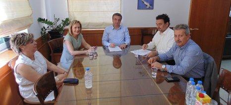 Υπογραφή σύμβασης ΤΕΙ-Περιφέρειας Κρήτης για παραγωγή προϊόντων με ηλιακή ενέργεια