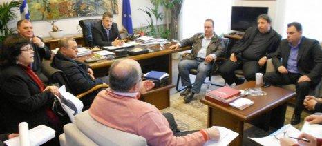 Σύσκεψη για τις πλημμύρες σε 55.000 στρέμματα του κάμπου του Κιλκίς