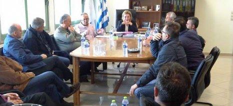 Σύσκεψη στην Βοιωτία για την έναρξη της νέας αρδευτικής περιόδου στην Κωπαΐδα