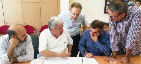 Στο ΠΑΑ 2014-2020 σκοπεύει να εντάξει ο δήμος τη δημιουργία δικτύων άρδευσης στο Οροπέδιο Λασιθίου