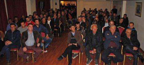 Στο δρόμο κατεβαίνουν οι αγρότες της Ημαθίας αύριο για τις ενισχύσεις de minimis στα ροδάκινα