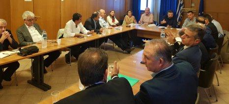 Συνυπολογισμός ΕΛΓΑ για το πλαφόν της συνδεδεμένης στο βαμβάκι σε Έβρο και Ροδόπη
