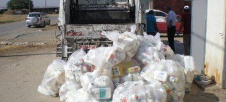 Οι αγρότες του Κιλελέρ ανακυκλώνουν