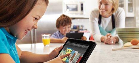 Tablets και smartphones ίσως να φρενάρουν την ανάπτυξη του παιδικού εγκεφάλου