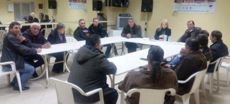 Ολοκληρωμένη Διαχείριση στις καλλιέργειες ρεβιθιού στη Ραχώνα Πέλλας, με πρωτοβουλία Τζάκρη