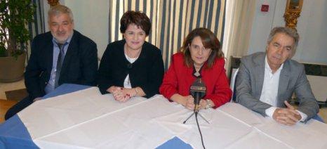 «Δίνουμε ακόμη μάχη κατά της εξωτερικής σύγκλισης» των επιδοτήσεων, είπε ο Κασίμης σε ημερίδα στην Καρδίτσα