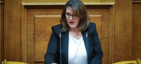 Θεσσαλονίκη: Αχτσιόγλου, Τελιγιορίδου θα μιλήσουν σε εκδηλώσεις του ΣΥΡΙΖΑ