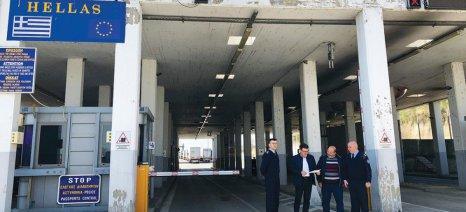 Να κλείσει το Τελωνείο του Έβρου ζητούν οι οργανώσεις των γεωτεχνικών του Δημοσίου