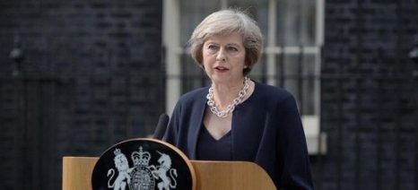 Aνοίγει o δρόμος για να ξεκινήσει η Τερέζα Μέι τις διαπραγματεύσεις για το Βrexit