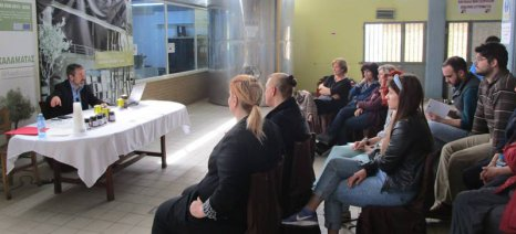 Τερτιβανίδης: «Εχουμε εκπαιδεύσει και Τούρκους γεωπόνους για τη γευσιγνωσία της ελιάς»
