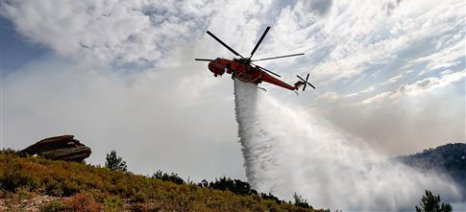 Παρέμβαση ΠΟΓΕΔΥ για τις δασικές πυρκαγιές στο νομοσχέδιο του μηχανισμού διαχείρισης κρίσεων