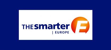 """Διεθνείς εκθέσεις του κλάδου της ενέργειας κάτω από την ομπρέλα """"The smarter E Europe"""""""