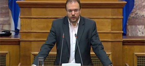 """Θεοχαρόπουλος: """"Όπως δεν μπορείς να δίνεις έξτρα ενισχύσεις, έτσι δεν μπορείς να τις παίρνεις πίσω, μέσω του φόρου"""""""