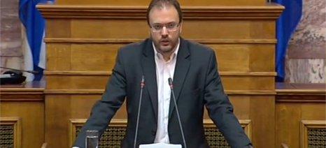 Ο πρόεδρος της ΔΗΜΑΡ, Θανάσης Θεοχαρόπουλος, περιοδεύει στη Θεσσαλία