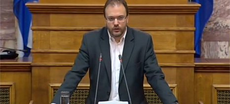 Τη γαλακτοβιομηχανία Κρι-Κρι θα επισκεφθεί αύριο ο Θεοχαρόπουλος
