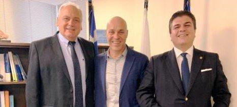 Παράρτημα της ΕΕΤΑΑ στα Γιάννενα ζητά ο Γιώργος Αμυράς