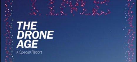 Αφιερωμένο στην εποχή των drones το ειδκό τεύχος Ιουνίου του Time