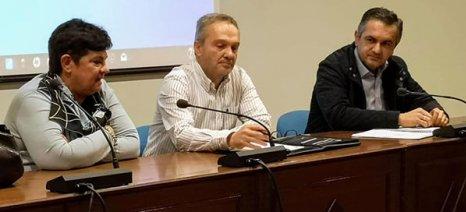 Τα προβλήματα των ΤΟΕΒ Δυτικής Μακεδονίας συζητήθηκαν σε σύσκεψη στην Περιφέρεια