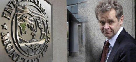 Τα παράπονά του για την Ελλάδα εξέφρασε ο Τόμσεν στο ΔΝΤ