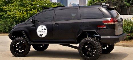 Η Toyota «πάντρεψε» ένα αγροτικό και ένα πολυμορφικό: Ιδού το αποτέλεσμα