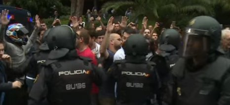 Tουρκικός Τύπος για Καταλονία: Η Ευρώπη είναι διπρόσωπη
