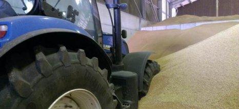 Στους 105 εκατ. τόνους έφτασε η ρωσική παραγωγή σιτηρών το 2014