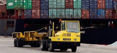 ΗΠΑ και Κίνα είναι οι δύο πρώτοι σε τζίρο εμπορικοί εταίροι της Ε.Ε.
