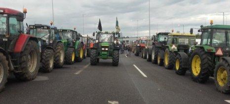 Αποχωρούν σήμερα οι αγρότες από το τελωνείο της Εξοχής