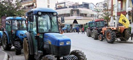 Τα αγροτοδικεία δεν πτοούν το ηθικό των αγροτών του Τυρνάβου