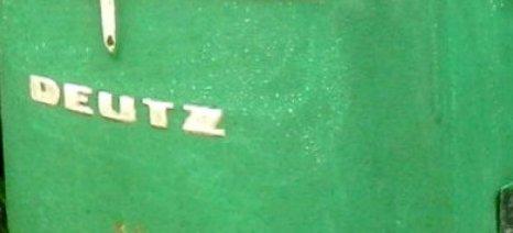 Ένα υπερυψωμένο... DEUTZ σήμα κατατεθέν της Στράντζας!