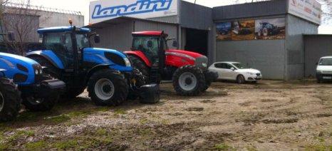 Τα 84 γεωργικά μηχανήματα έφτασε η λεία της σπείρας που δρούσε τα έτη 2012-2014