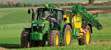 Τραπεζικές λύσεις για γεωργικά μηχανήματα εντός και εκτός σχεδίων βελτίωσης από Τράπεζα Πειραιώς και «Κ. ΚΟΥΙΜΤΖΗΣ ΑΕ»