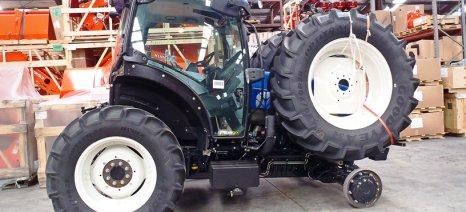 Μηχανήματα που αγοράστηκαν στην Ελλάδα με Σχέδια Βελτίωσης πωλούνται ξανά στην Τουρκία