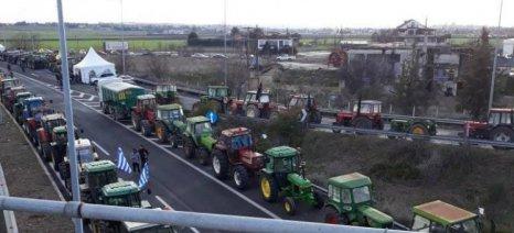 Το σημερινό πρόγραμμα των κινητοποιήσεων των αγροτών