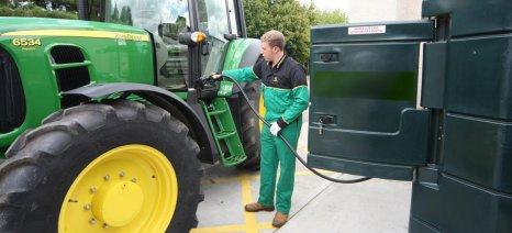 Πέμπτη πιστώνεται η β΄ δόση της επιστροφής ΕΦΚ πετρελαίου στους αγρότες
