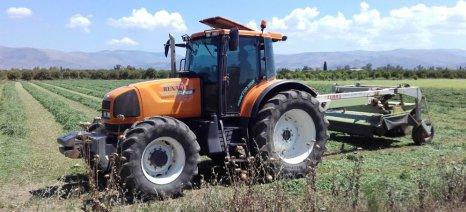Κόστος παραγωγής, νέοι αγρότες ΚΑΠ και προγράμματα στα θέματα που συζήτησαν Χόγκαν-Αγοραστός