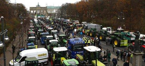 Θέλουμε πράσινη και έξυπνη γεωργία, με αυστηρότερη νομοθεσία, ή εντατική γεωργία με glyphosate και νιτρικά;
