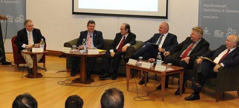 Συνεργασία, καινοτομία, εκπαίδευση, το τριπλό στοίχημα του αγροδιατροφικού τομέα