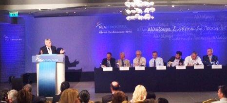 Χαρακόπουλος: Να παραδεχθεί η ΝΔ τα λάθη της στον αγροτικό τομέα