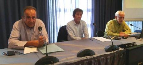 Το υπομέτρο 5.1 που χρηματοδοτεί τα αντιχαλαζικά, παρουσιάστηκε από τον ΕΛΓΑ στην Τρίπολη